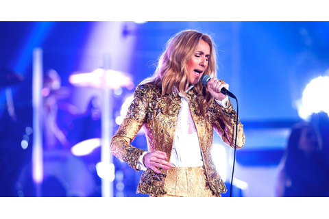 Celine Dion Releases New Gender-Neutral Fashion Line For ...