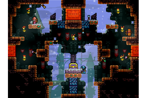 Towerfall: Ascension (PC/PS4) :: Games :: Reviews :: Paste