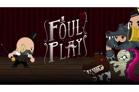 Foul Play Review (PS4) - Hey Poor Player