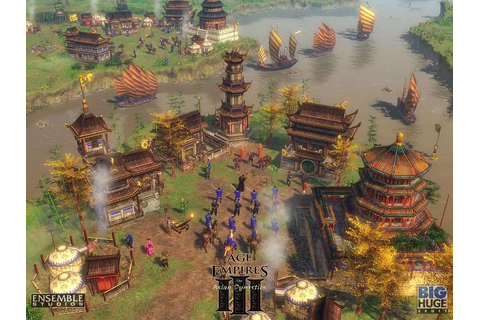 Age of Empires III The Asian Dynasties Download Free Full ...