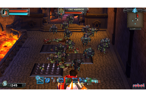 Robot Entertainment announces Orcs Must Die with screens ...