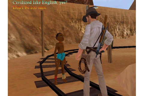 Download Indiana Jones and the Infernal Machine (Windows ...