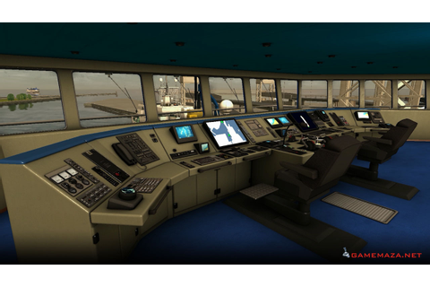European Ship Simulator Free Download - Game Maza