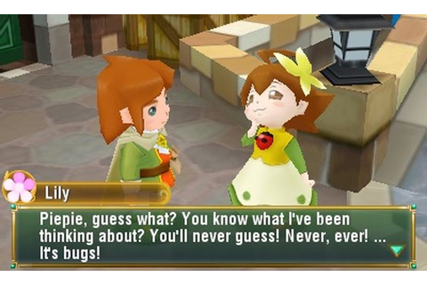 Return to PopoloCrois: A Story of Seasons Fairytale 3DS ...