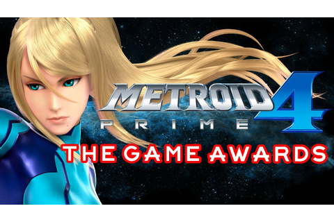 Metroid Prime 4 Trailer at The Game Awards? - YouTube