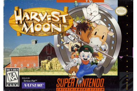 Harvest Moon | The Harvest Moon Wiki | FANDOM powered by Wikia