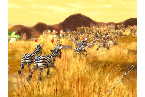 Wildlife Camp: In the Heart of Africa - Download Free Full ...
