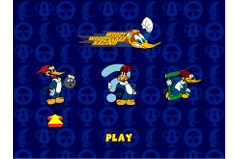Woody Woodpecker Racing Download (2001 Simulation Game)
