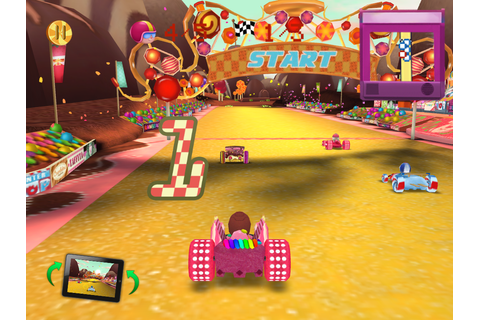 Sugar Rush Speedway: The Video Game | Wreck-It Ralph Fanon ...