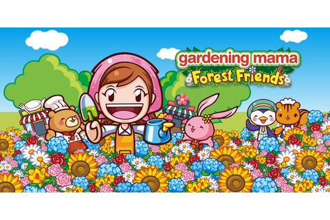 Gardening Mama: Forest Friends | Nintendo 3DS | Games ...