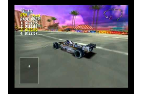 CART Fury: Championship Racing ... (PS2) - YouTube