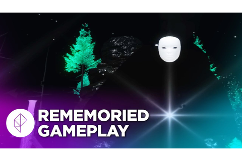 Rememoried Gameplay - A Trippy Puzzle/Exploration Game ...