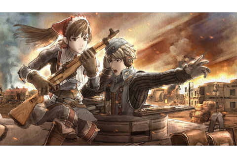 Valkyria Chronicles PC Review - IGN