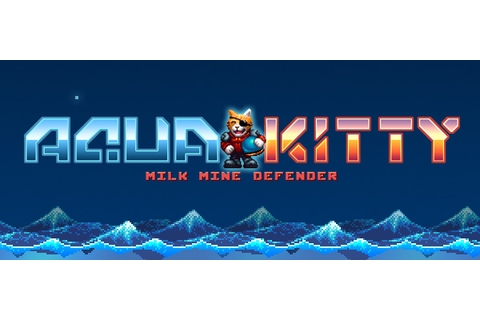 Review: Aqua Kitty: Milk Mine Defender | PSNStores