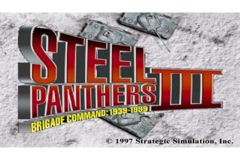 Steel Panthers 3 gameplay (PC Game, 1997) - YouTube