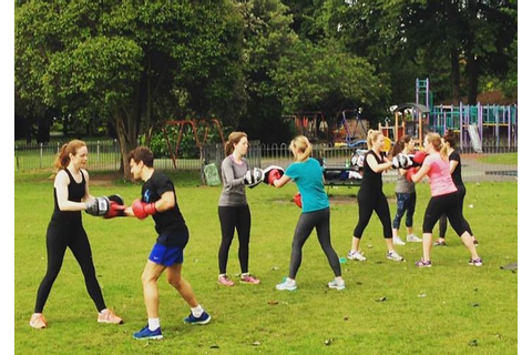 Awesome Outdoor Group Fitness Classes in Wandsworth Park ...