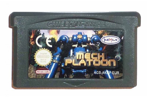 Buy Mech Platoon Game Boy Advance Australia