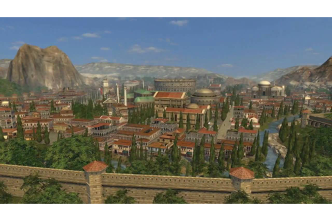Grand Ages: Rome - Reign of Augustus (PC) - Trailer - YouTube
