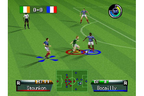 International Superstar Soccer 64 Nintendo 64 - JuegosADN