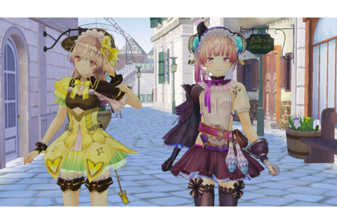 Stop trying to make fetch quests happen – Atelier Lydie ...