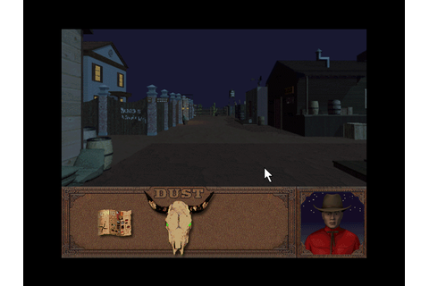 Скриншоты Dust: A Tale of the Wired West на Old-Games.RU