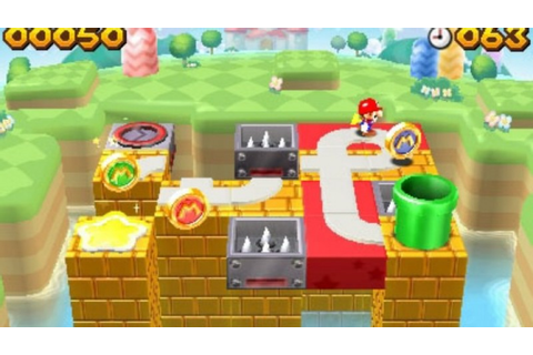 Mario and Donkey Kong: Minis On The Move Review - Game ...