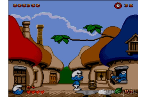 The Smurfs. Download and Play The Smurfs Game - Games4Win