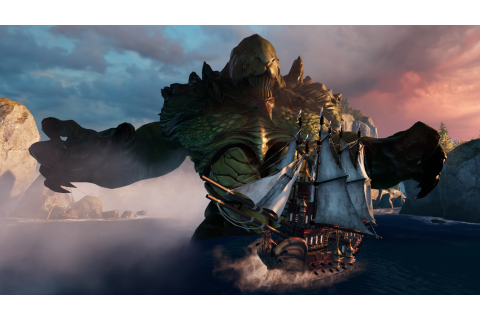 Naval fantasy game Maelstrom coming to Steam Early Access ...