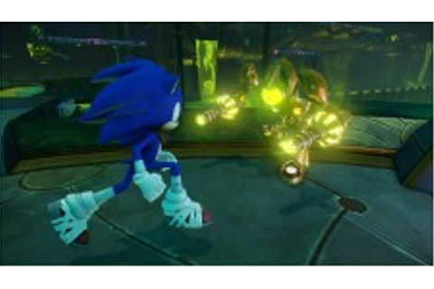 Sonic Boom : L'Ascension de Lyric | Wii U | Jeux | Nintendo