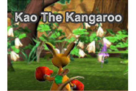 Kao The Kangaroo - Play Online Games
