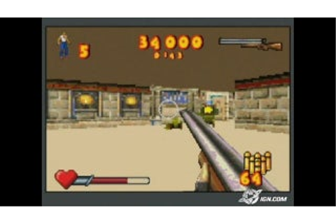 Serious Sam Advance - Game Boy Advance - IGN