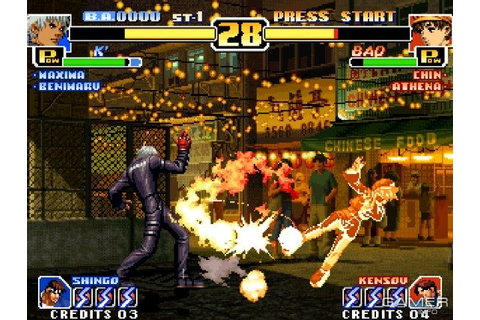 The King of Fighters '99: Millennium Battle (1999 video game)