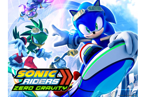 .Addicted in Games: Sonic Riders: Zero Gravity - PS2, Wii ...