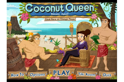 Coconut Queen | GameHouse