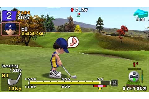 Game: Everybodys Golf
