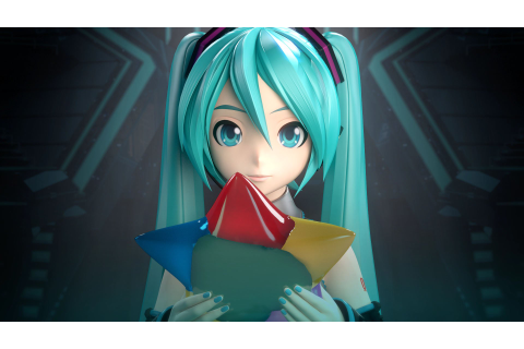 Hatsune Miku PS4 Debut Teased by Project DIVA Series Lead ...