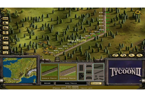 Railroad Tycoon 2 Platinum - 25 - Second Century: The ...