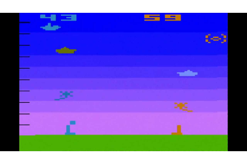 Air-Sea Battle - Atari Anthology - YouTube