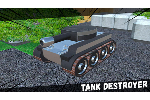 Tank Destroyer APK Download - Free Arcade GAME for Android ...