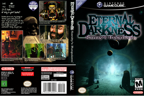 GEDE01 - Eternal Darkness: Sanity's Requiem
