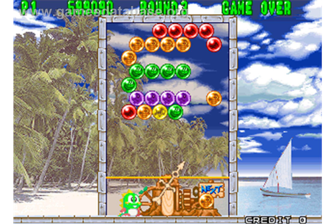 Puzzle Bobble 2 - Arcade - Games Database