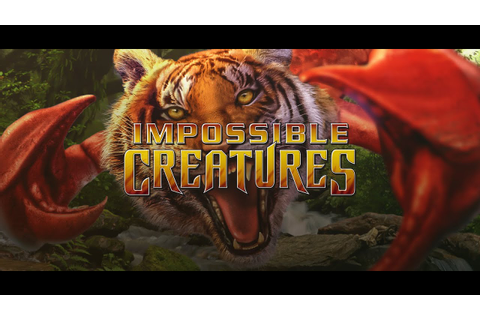 Impossible Creatures Trailer - YouTube