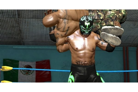 Lucha Libre AAA: Heroes del Ring Wrestling game for Sony PS3