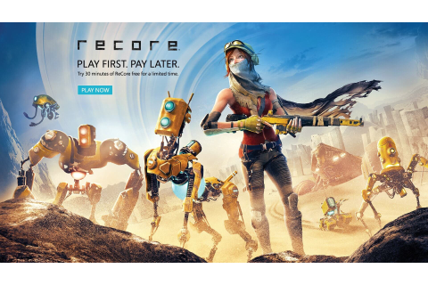 ReCore: Definitive Edition Announced, Coming to Game Pass