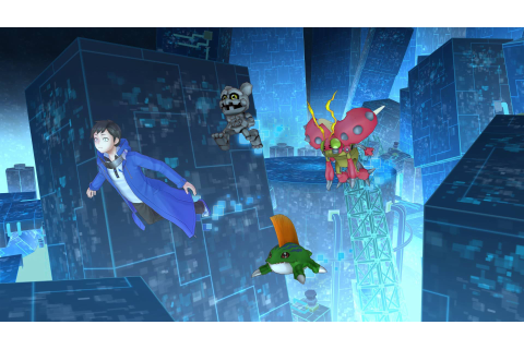 Digimon Story: Cyber Sleuth Returns With An Even Longer Name