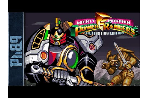 Mighty Morphin Power Rangers: The Fighting Edition - Story ...