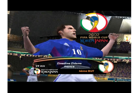 [Rétro] France vs Sénégal | Fifa Coupe du Monde 2002 | PS2 ...