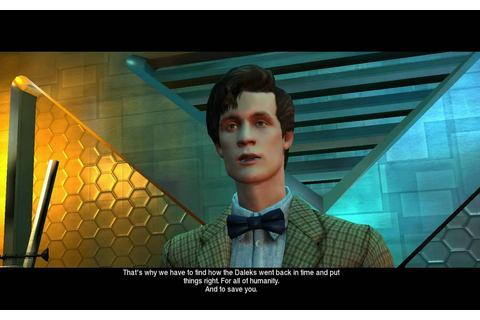 Doctor Who: The Adventure Games - City Of The Daleks ...