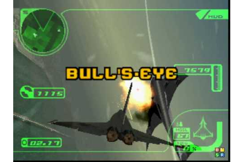 Ace combat 3: Electrosphere review PS1 [1999/2000] - YouTube
