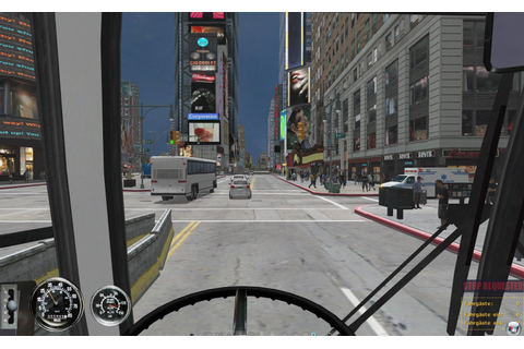 City Bus Simulator 2010 Game - Free Download Full Version ...